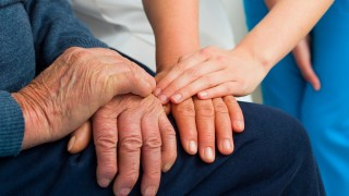 דמנציה, טיפול בקשישים (צילום: אילוסטרציה)