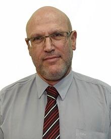 """פרופ' דניאל ורדי (צילום: """"סורוקה"""")"""