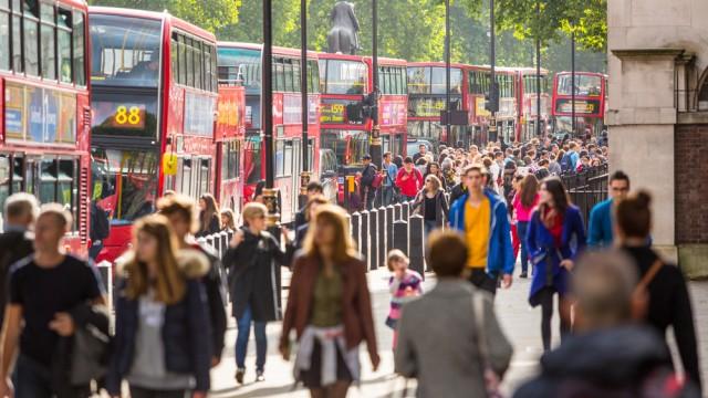 רחוב בלונדון, בירת בריטניה (צילום: אילוסטרציה)