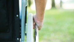 טרשת נפוצה, כסא גלגלים, נכות (צילום: אילוסטרציה)
