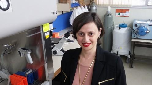 פרופסור-משנה דפנה ויס (צילום: הטכניון)