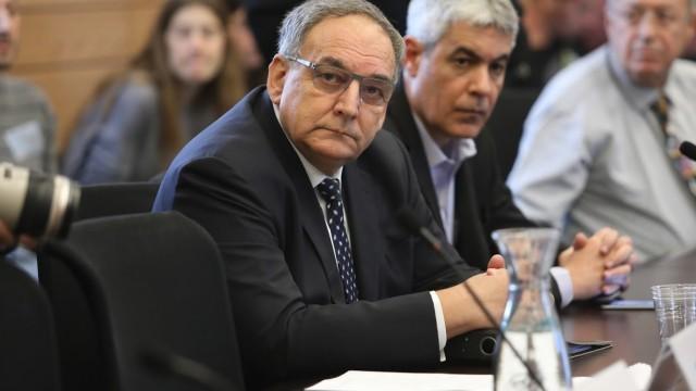 פרופ' זאב רוטשטיין (צילום: ועדת הבריאות של הכנסת)