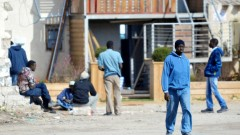 מבקשי מקלט אפריקאים באשקלון (צילום: אילוסטרציה)