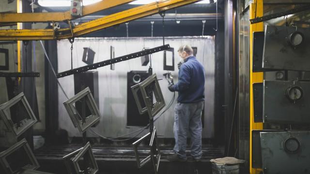 עבודה במפעל, רפואה תעסוקתית (צילום: אילוסטרציה)
