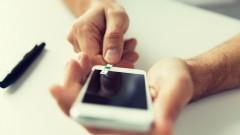 בדיקת רמת סוכר בעזרת הטלפון החכם (צילום: אילוסטרציה)
