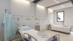 """תמונה ראשונה: חדר אשפוז לדוגמא במרכז הרפואי """"אסותא"""" באשדוד (צילום: יח""""צ)"""